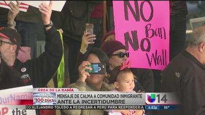 Incertidumbre entre inmigrantes por iniciativas de Donald Trump