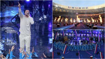 Los tambores y las guitarras de Imagine Dragons hicieron retumbar el Metropolitano