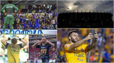 Las postales de la Jornada 13 en la Liga MX