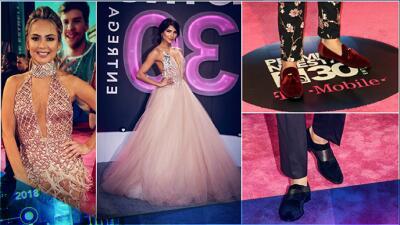 Las tendencias de moda que se impusieron en la alfombra de Premio Lo Nuestro