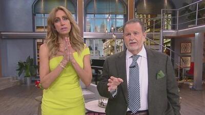 """""""¡Qué tristeza!"""": El Gordo y La Flaca no pueden creer el pleito que tienen Lupillo Rivera y Mayeli Alonso"""