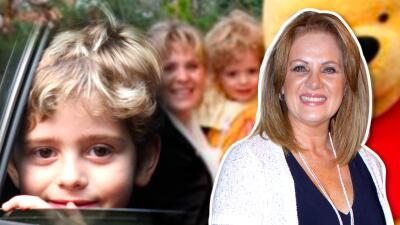 Así ha crecido el primogénito de Erika Buenfil, a quien tuvo con el hijo de uno de los expresidentes de México
