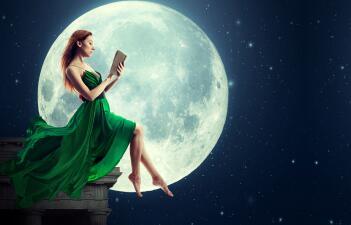 La Luna llena de septiembre llega con fantasías, sueños y amor