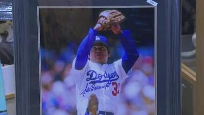 Fernando Valenzuela espera que los Dodgers le regalen la Serie Mundial de cumpleaños