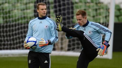 ¿Debe ser Neuer o Ter Stegen el portero titular de Alemania?: Zamorano y Balado opinan