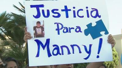 Exigen justicia para el caso de Emmanuel 'Manny' Pérez, quien murió tras accidentarse en un carro de golf