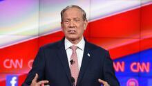 George Pataki se retira de la contienda por la nominación presidencial republicana
