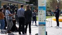 Newsom anuncia que apartará 40% de las vacunas para las comunidades más necesitadas