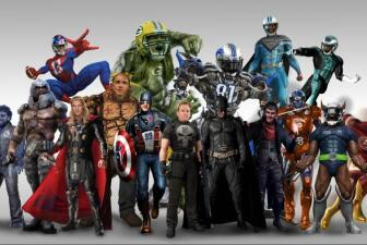 Superhéroes de la NFL