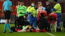 Richard Ledezma es baja del PSV por toda la temporada