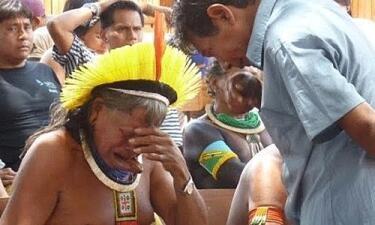 Belo Monte deja huérfanos a los Kayapó