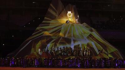 Lima recibe a las Américas con emotiva ceremonia de inauguración