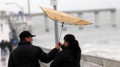 Se prevén aguaceros y condiciones ventosas para la tarde de este martes en Chicago