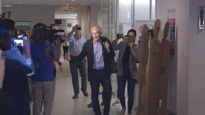 """""""Maduro creía que iba a ganar"""": Jorge Ramos a su llegada a la redacción de Univision Noticias"""