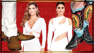 Paso a paso: los zapatos más increíbles lucidos por las estrellas en la historia de Latin GRAMMY