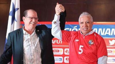 Gallego promete llevar a Panamá al Mundial Qatar 2022