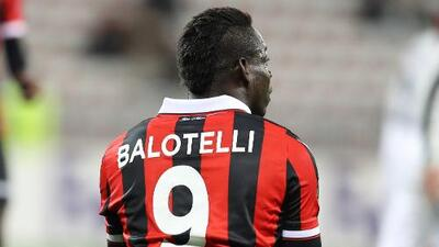 Mario Balotelli cambiaría al Niza por el Marsella