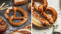 El pretzel tiene su día nacional y esto debes saber