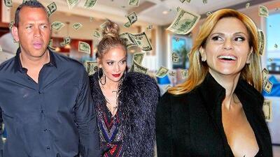 Dinero, dinero, dinero: el novio de JLo se cansó de mantener a su ex y le declaró la guerra