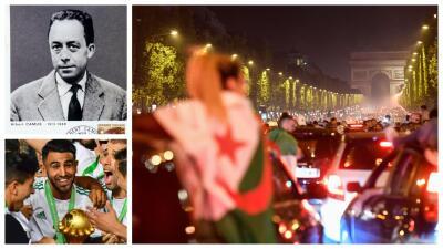 Argelia conquistó París: la victoria futbolística de Albert Camus