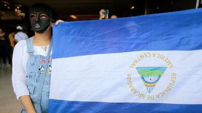 """""""En Nicaragua nada está normal como dijo el juez"""": EEUU le negó el asilo, lo deportó y ahora vive en la clandestinidad"""