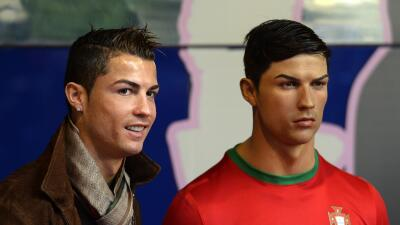 Cristiano Ronaldo pide una figura de cera al Museo de Madrid