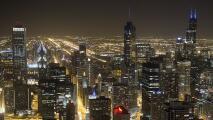 Chicago se prepara para una noche de lunes con cielos nublados y posibilidad de algunas lloviznas