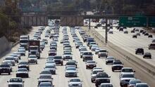 Sal con tiempo de casa: estas son las vías de Los Ángeles en las que se reporta congestión vehicular esta mañana