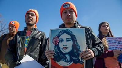 De Nueva York a Washington DC a pie: Dreamers recorrerán 213 millas antes de su batalla decisiva en la Corte Suprema