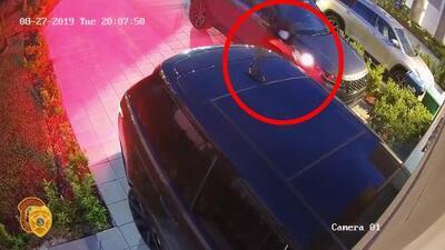 El video del ataque a tiros a un famoso diseñador de autos que ha trabajado para Marc Anthony y otros famosos