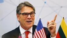 El secretario de Energía, Rick Perry, dejará el cargo a fin de año tras el escándalo por las presiones de Trump a Ucrania