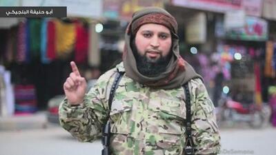Video terrorista sobre el ataque en Bruselas