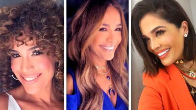 Karla Martínez estrena look este verano: mira cómo ha llevado el cabello a través del tiempo