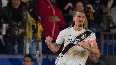 Zlatan Ibrahimovic es duda y preocupación en LA Galaxy para el partido ante FC Dallas
