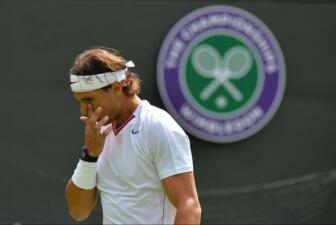 Sorpresas en el Día 1 en Wimbledon