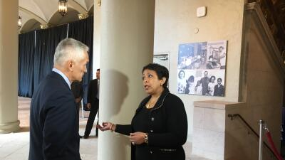 Transcript: Attorney General Loretta Lynch interview with Jorge Ramos