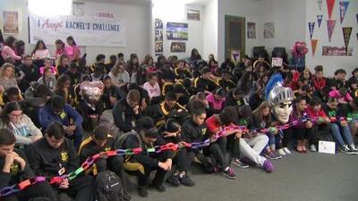Escuelas de Broward cumplieron un minuto de silencio como parte del tributo a las víctimas de Parkland