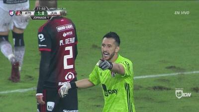 Vargas salva al Atlas del empate