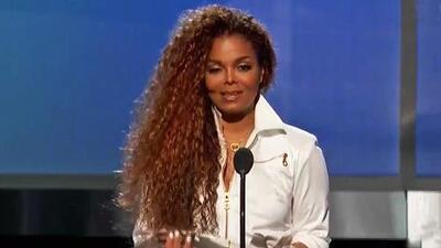 Janet Jackson fue homenajeada en los BET Awards