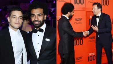 Más que un crack: el respeto que genera Mohamed Salah entre estrellas del entretenimiento