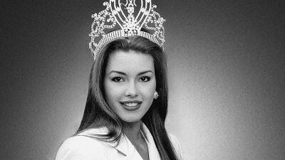 The public life of Venezuelan beauty queen Alicia Machado, now a central figure to the Clinton campaign