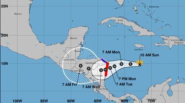 La tormenta tropical Eta rompe récord de actividad de una temporada de huracanes y marcha hacia Nicaragua y Honduras