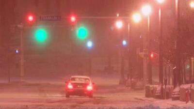 Ola de frío intenso al noreste del país