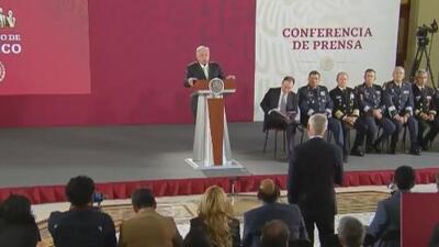 Jorge Ramos y el presidente de México, Andrés Manuel López Obrador, sostuvieron un intenso debate