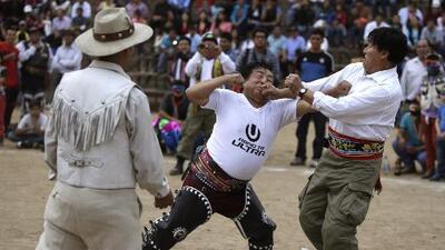 En Perú, la Navidad es para saldar las cuentas