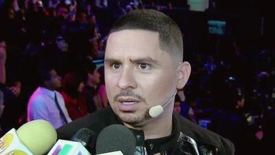 Larry Hernández terminó golpeado en Va Por Ti