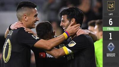 Carlos Vela, doblete ante Vancouver y segundo máximo goleador mexicano en MLS