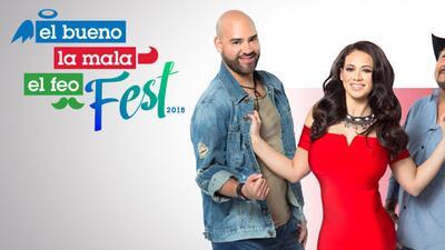 El Bueno, La Mala y El Feo Fest 2018