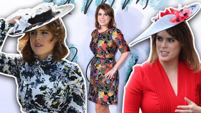 La princesa fashionista se llama Eugenie (no Meghan): las razones en 72 fotos