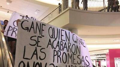 """Colectivo """"Todos Contra Promesa"""" llama a una marcha para el día de las elecciones"""